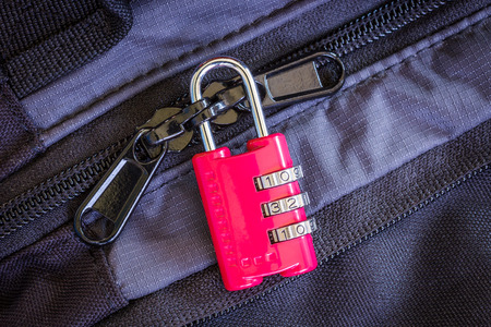 Padlocks for your suitcase