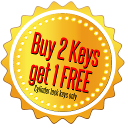 cylinder lock keys offer